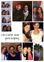 Megan Jaleesa collage